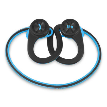 Plantronics BackBeat Fit Wireless Bluetooth Sport Headphones (Blue)