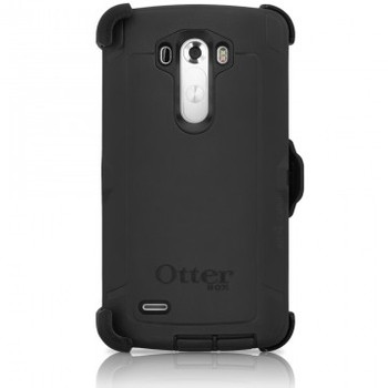 OtterBox LG G3 Defender Series Case & Holster - Black