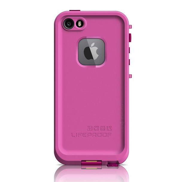 LifeProof fre Case iPhone SE/5/5s (Magenta)