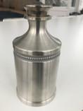 Vintage - Handmade Bottle made of Tin