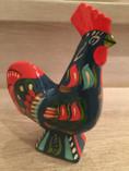 Vintage - Dala Rooster, 14 cm