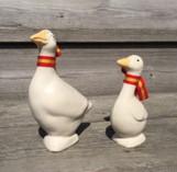 Vintage - Small Ceramic Goose from Skåne, Kullabygdens Keramik, Höganäs