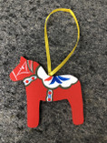 Skandinavisk Hemslöjd - Dala Horse Red