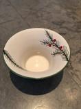 Vintage - Ceramic Christmas Bowl from Gabriel Sweden