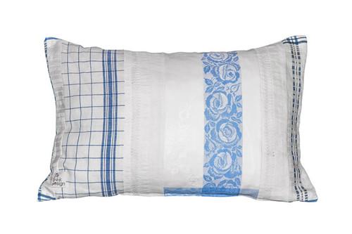 ReThink Design Cushion Blue
