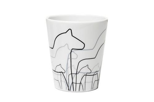 Anna Viktoria - Dala Horse Mug