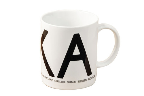 I Love Design - FIKA Mug