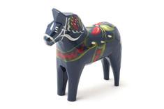 Dala Horse Blue