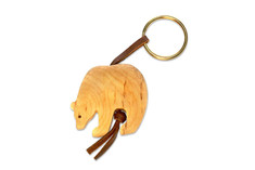 Fjällprodukter - Bear Key Ring