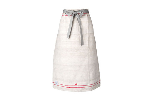 ReThink Design - Red Towel Apron