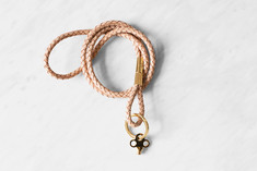 Skultuna -The Key Keychain, Natural-Gold