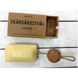 Skärgårdstvål - Sea Buckthorn Soap with Floating Cork
