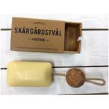 Skärgårdstvål - Sea Buckthorn Soap with Floating Cork