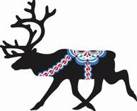 Pufz - Reinder Trivet Black