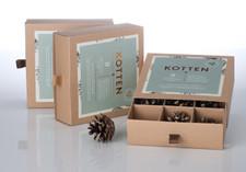 Kotten - 9 Fire Starters In a Gift Box