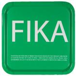 I Love Design - FIKA Tray Green
