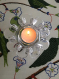 Vintage - Candle Holder Kosta Sweden