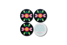 Floryd - Coaster Kurbits Black