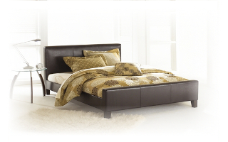 Fashion Bed Group Euro Upholstered Platform Bed Thumbnail