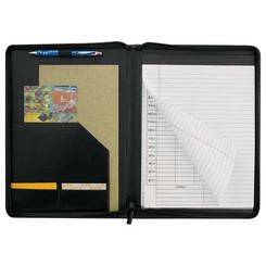 Windsor Impressions Zippered Padfolio  -  Ecritoire padfolio portfolio #5309