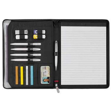 Wenger Zippered Padfolio Bundle Set - Ecritoire padfolio portfolio #5348