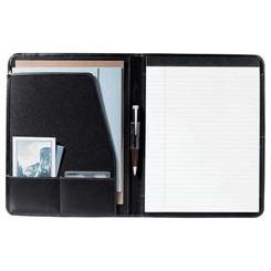 Millennium Leather Writing Pad - Ecritoire padfolio portfolio #5357