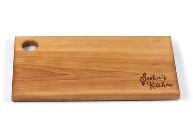 Planche a decouper, faite au Quebec, cutting board made in Canada # 5492