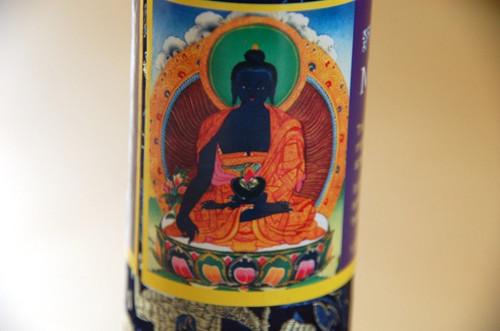 TIBETAN MEDICINE BUDDHA INCENSE FOR HEALING