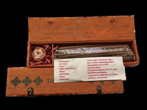 Kopan Nunnery Inspiration Tibetan Incense Gift Box