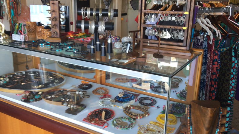 We opened a new shop in Hawi