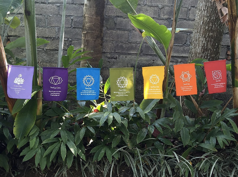 Prayer Flags for Mindfulness