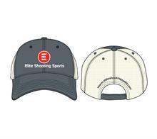 Elite Shooting Sports Hat Grey