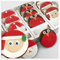 Comforting Christmas Treats from the Brilliant Bakers
