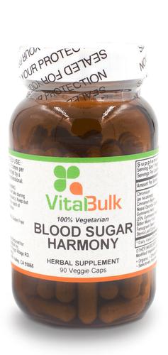 Blood Sugar Harmony - 90 Count Bottle