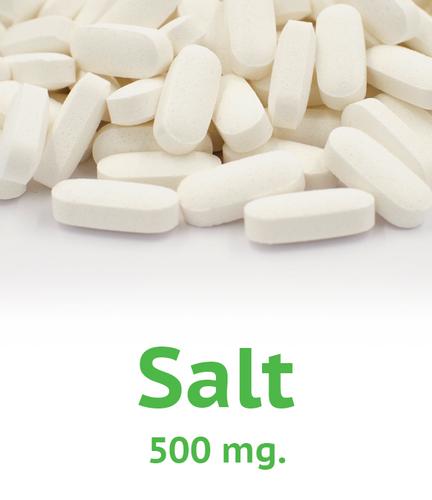 Salt Tablet