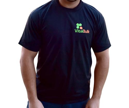 VitalBulk T-800 Large Black Unisex Shirt