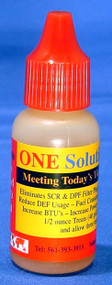 OS-1/2 One Solution Sample Bottle
