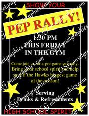 High School Pep Rally