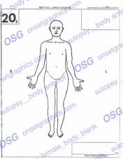 Autopsy Report Full Length  - Blank