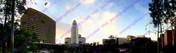 Los Angeles City Hall Panoramic