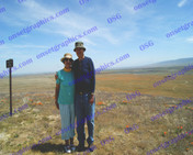 Older Couple In Field