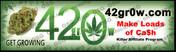 42grow Sticker