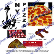 NY Pizza Flyer