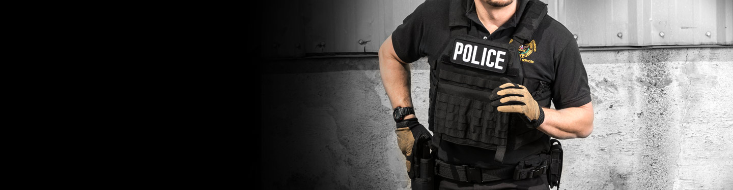 Law enforcement and first responder discount