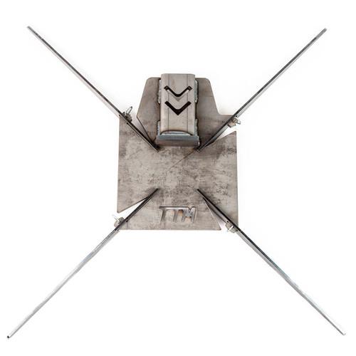 multi purpose base MPB for the target man reactive ar500 steel shooting targets