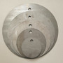Mild Steel Round Hanging Targets Five Sizes