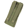 Condor MA9 Radio Pouch - OD Green, Back