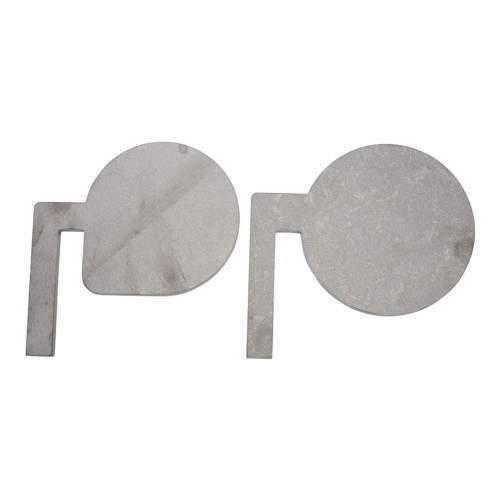 Replacement paddles for Critical Shot AR500 reactive target