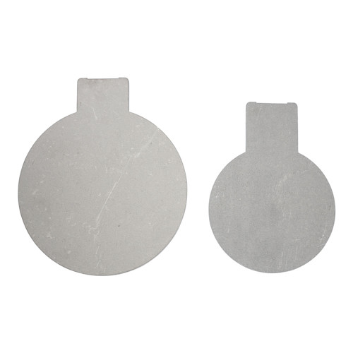 Plate rack replacement paddles for AR500 reactive targets