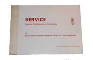 Service Booklet (TSD4055)